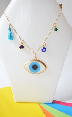 Necklace Eye protection - Remembranza
