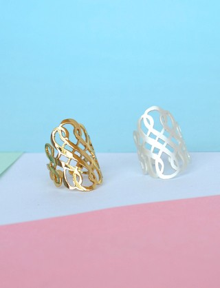 Ring Arabesque-Donella - online store