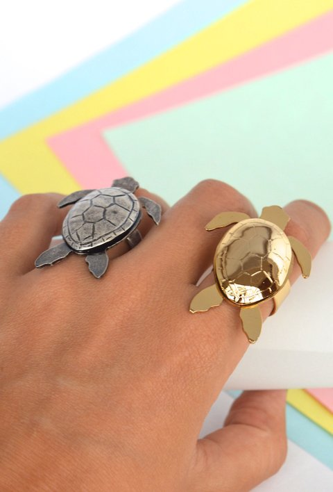 Ring Turtle-Donella