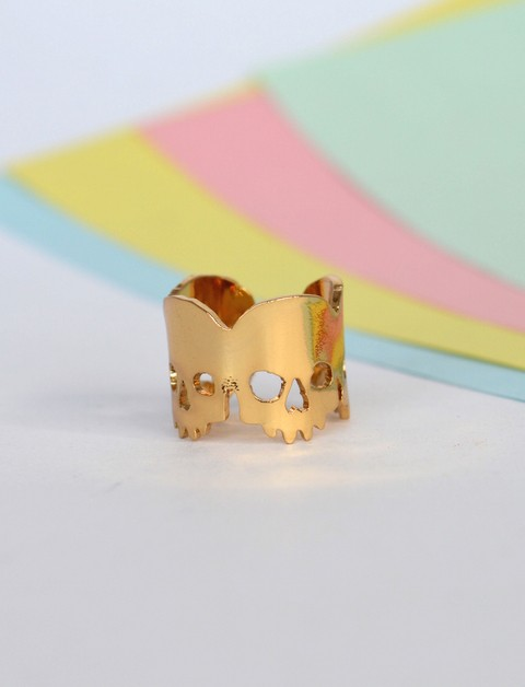 Ring Mini skulls-Donella