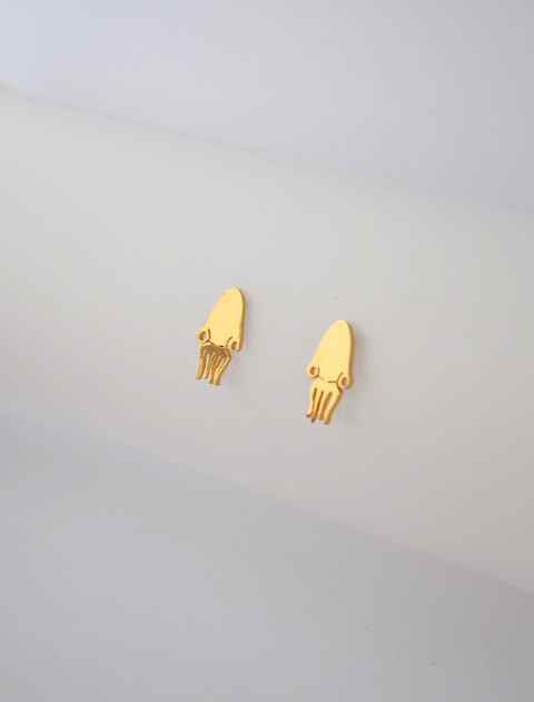 Earrings Squid-Donella - buy online