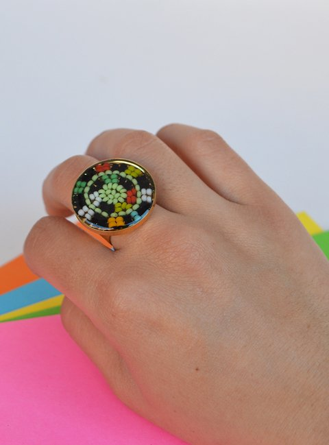 Ring Beauty-La Chocoanita - buy online