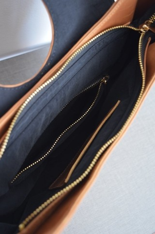 Leather Handbag Black Metalika-Pagamento - online store