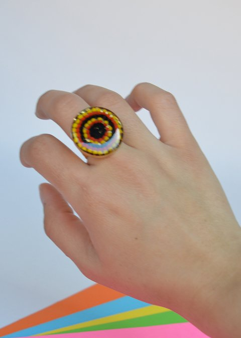 Ring Sunset-La Chocoanita - buy online
