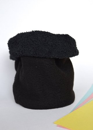 Image of Thermal neck warmer basic colours plush-La Casa Jaguar