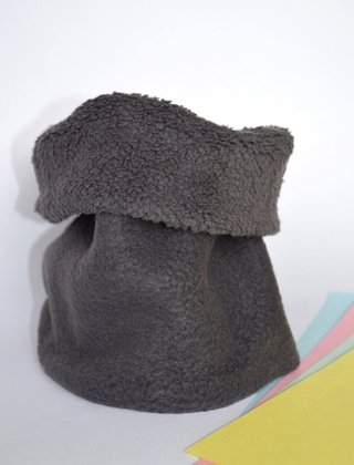 Thermal neck warmer basic colours plush-La Casa Jaguar - buy online