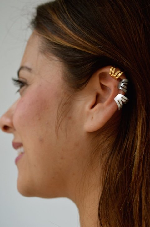 Earcuff Shield-Donella