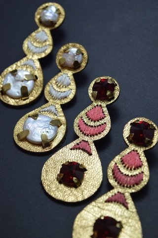Image of Earrings Sili-Lamal'ín