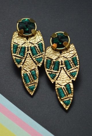 Earrings Little Ketsali-Lamal'ín - online store