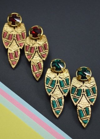 Earrings Little Ketsali-Lamal'ín - buy online