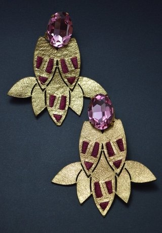 Earrings Ketsali-Lamal'ín - buy online