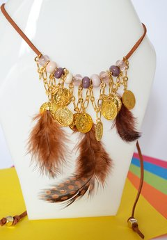 Collar Sortilegio  - Efecto Glass jewelry - comprar online
