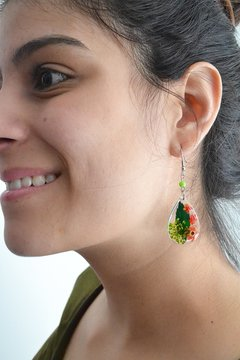 Earrings Drop - Floresse - buy online