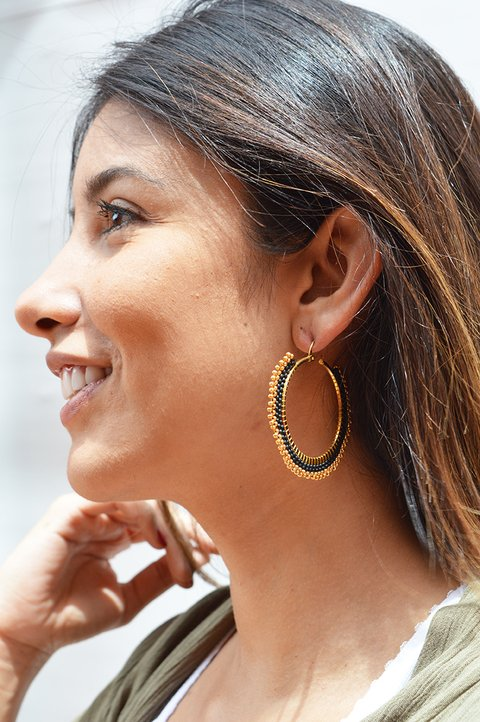 Earrings Lovely - Lina María Botero accesorios