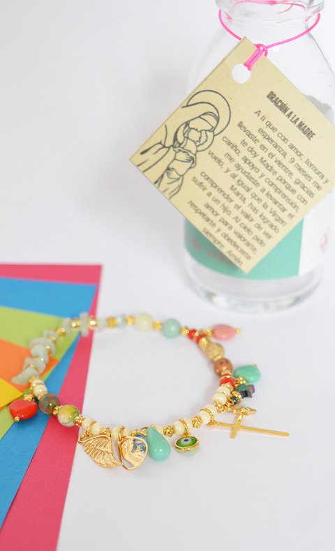 Bracelet Mother pray - Sublime Pulsión - buy online