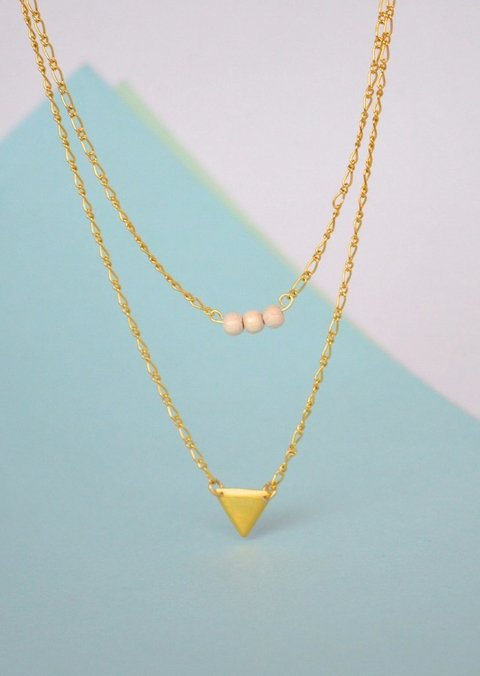 Necklace Higher dreams-Mittu - buy online