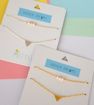 Necklace Higher dreams-Mittu on internet