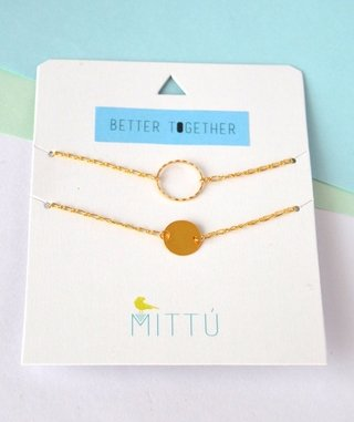 Collar Better together-Mittu en internet