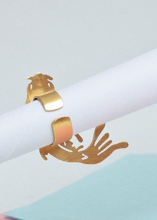 Ring  Koi fish-Donella - online store