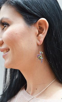 Earrings Dragon - Papel Plegado - buy online