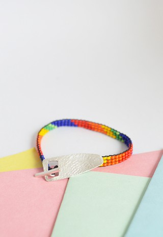 Wristband Embera-Unakita on internet