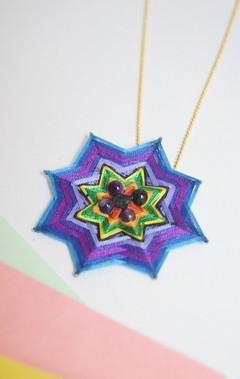 Necklace weaving charm-Sapriet Taller - buy online