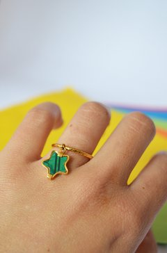 Ring Star Sustainable jewelry - Lecat - buy online