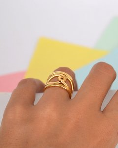 Ring-Love bond-Unakita