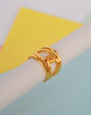 Ring-Love bond-Unakita - buy online