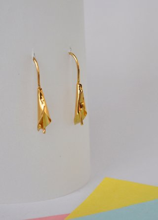 Earrings-Calla lily-Unakita - buy online