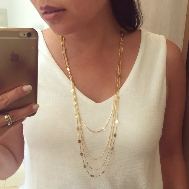 Layered Necklace Venice - buy online