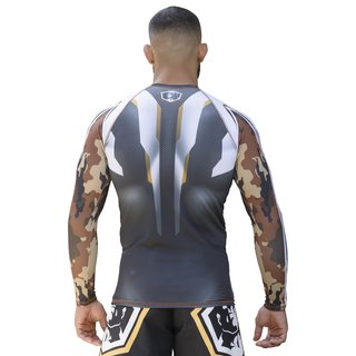 RASH GUARD BÁDUI - Casca Grossa Wear