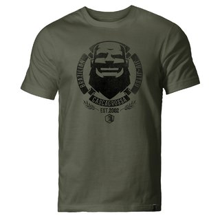 T SHIRT BARBA *EXCLUSIVE ON LINE* - Casca Grossa Wear