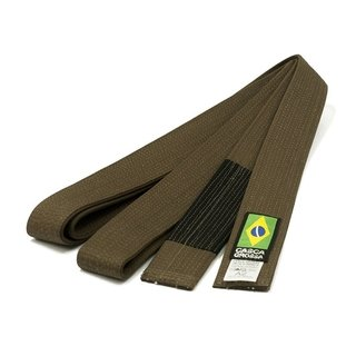 BELTS BJJ BROWN