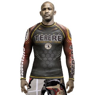 RASH GUARD TERERE
