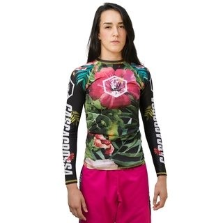 RASH GUARD HIBISCO