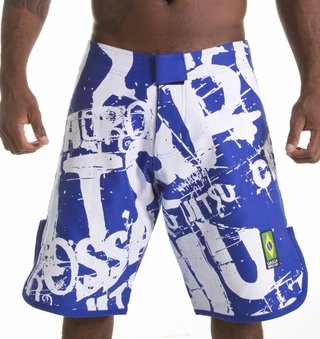 SHORTS TOTAL AZUL