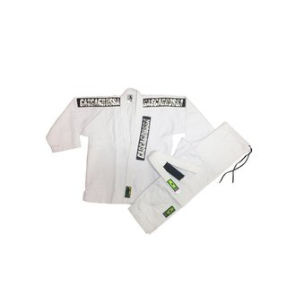KIMONO WHITE CHILDREN + BELT - buy online