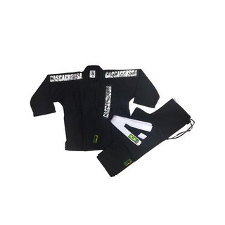 KIMONO BLACK CHILDREN + BELT - buy online