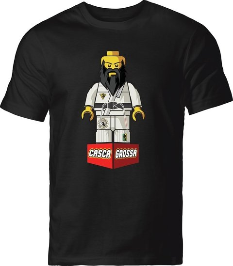 Camiseta Casca Lego - XGG / XXGG (Exclusiva on Line)