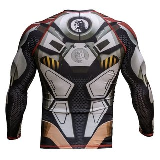 RASH GUARD _ROBOT - Casca Grossa Wear