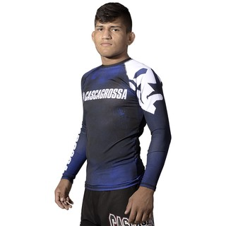 RASH GUARD BLUE - Casca Grossa Wear