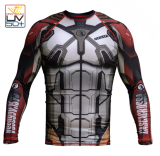 RASH GUARD _ ROBOT