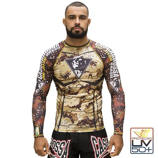 RASH GUARD WARRIOR na internet