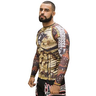 RASH GUARD WARRIOR - comprar online