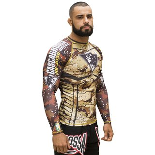 RASH GUARD WARRIOR