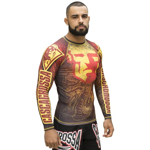 RASH GUARD DRÁCO