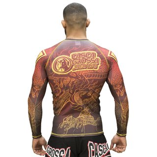 RASH GUARD DRÁCO - Casca Grossa Wear