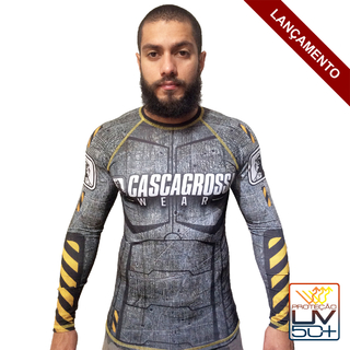 RASH GUARD STEEL