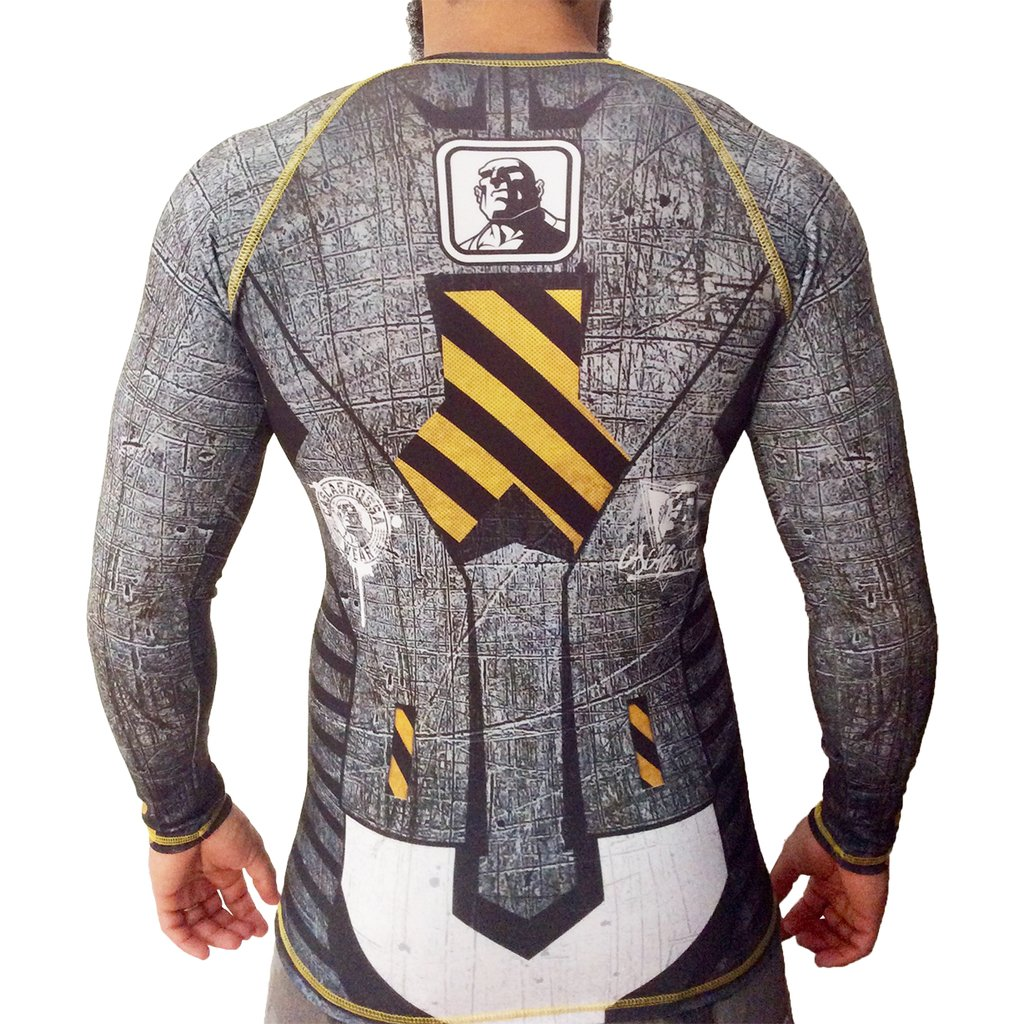 de5c86d34 ... internet RASH GUARD STEEL - Casca Grossa Wear